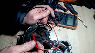 Не горит контрольная лампа заряда батареи ВАЗ 21099
