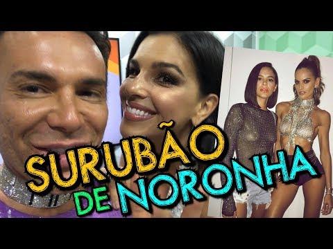 VLOG: SURUBÃO DE NORONHA COM BRUNA MARQUEZINE MARIANA RIOS IZABEL GOULART RAFA UCCMAN E AMIGOS