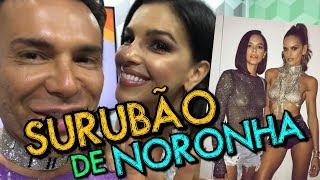 VLOG: SURUBÃO DE NORONHA COM BRUNA MARQUEZINE, MARIANA RIOS, IZABEL GOULART, RAFA UCCMAN E AMIGOS!
