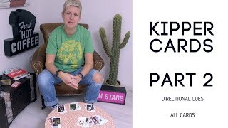 Kipper Cards - Part 2 - Directional Cues
