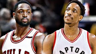 Top 10 Shooting Guard Dunks Of The 2016-2017 NBA Season ᴴᴰ