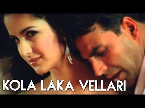 Kola Laka Vellari (Full Romantic Song) | Welcome | Akshay Kumar, Katrina Kaif