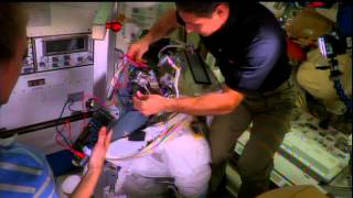 Space Station Live: Spacesuit Water Leak Troubleshooting