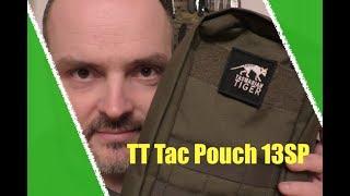 TT TAC POUCH 13 SP - Vorstellung