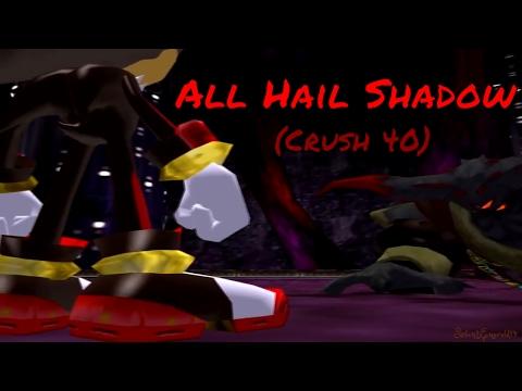 Shadow The Hedgehog - All Hail Shadow (Crush40) AMV