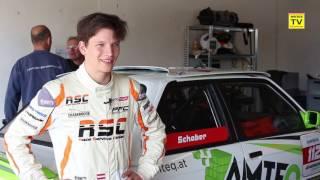werace.TV Interview mit Jakob Schober Tourenwagen Pilot aus Altenmarkt im Pongau