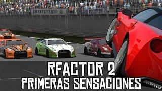 rFactor 2 || Primeras sensaciones (Nissan GTR @ Sepang)