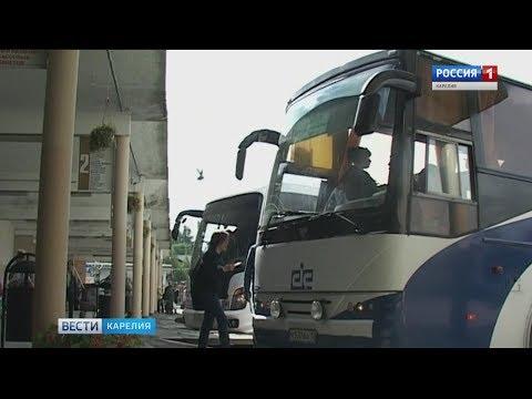 На празднование Дня республики отвезут рейсовые автобусы