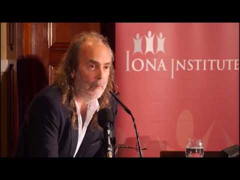 John Waters - Corrupt Irish Media, Cultural Marxism, Liberal