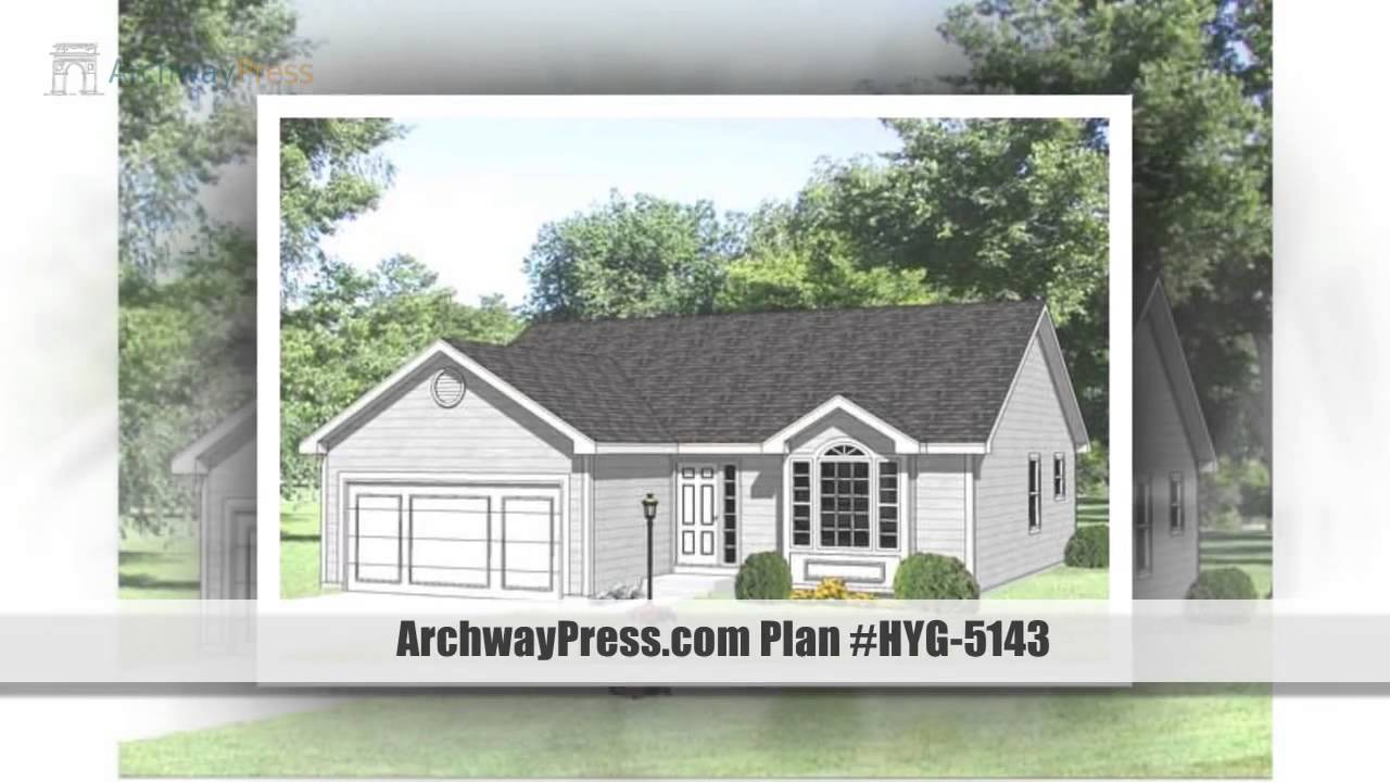 Bungalow house plans affordable luxury youtube for Affordable bungalow house plans