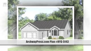 Bungalow House Plans - Affordable Luxury