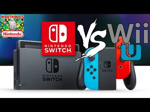 Switch Set To Outsell Wii U Before Years End! (Japan)
