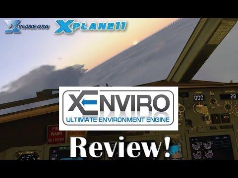 X-plane 11 | xEnviro Review