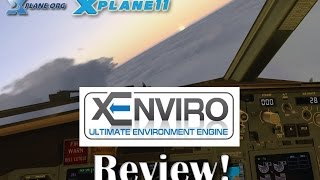 X-plane 11 | xEnviro Review
