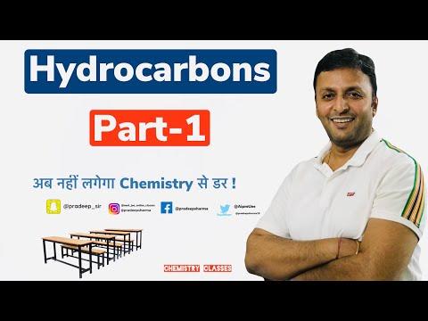 Hydrocarbon , Class  XI & XII