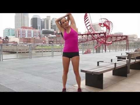 Upper Body Outdoor Workout
