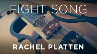 """Fight Song"" by Rachel Platten // covered by Kollaboration Chicago 2015 Finalists"