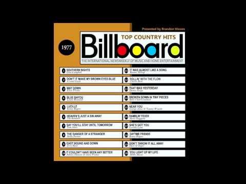 Billboard Top Country Hits 1977 (2016 Full Album)