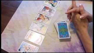 VIRGO APRIL 2014 Tarotscope + astro forecast  psychic reading
