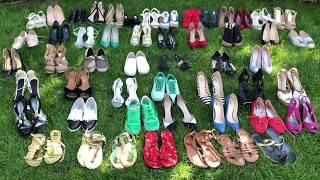 Моя летняя обувь/ Обувь с примеркой/Фанат туфель)  Жизнь мамы которая девушка.
