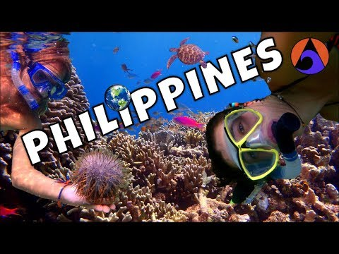 North Luzon [Philippines Part 2] Caving and Snorkeling