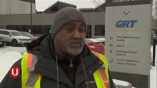 Grand River Transit Workers Strike For Respect And Safety