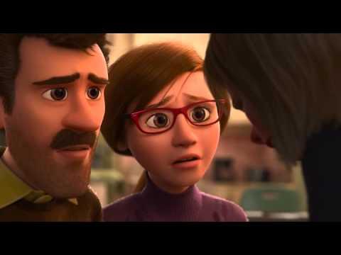 Inside Out - Scena Finale - Gioia comprende limportanza di tristezza HD