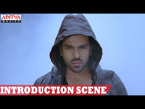 Yevadu Movie || Amy Jackson Introduction...