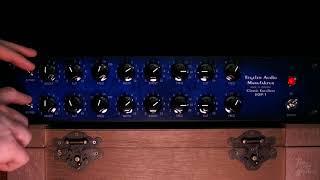 Tegeler Audio Manufaktur Classic Equalizer EQP-1 | Kick, Snare, Overheads demo