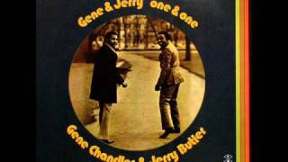 Gene Chandler & Jerry Butler - Ten And Two