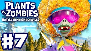Electric Slide! - Plants vs. Zombies: Battle for Neighborville - Gameplay Part 7 (PC)