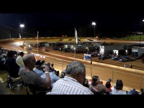 Friendship Motor Speedway  #1 (U-CAR Race)  8-20-16
