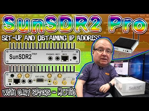 Setup and Connection of SunSDR2 Pro: 8 Steps