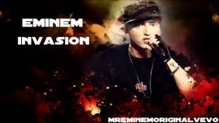 Eminem - Invasion [HD] (Benzino Diss)