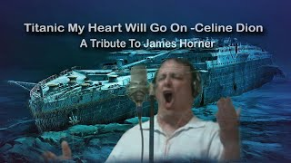 My Heart Will Go On - a Tribute to James Horner - Celine Dion (Musicmanbutte)