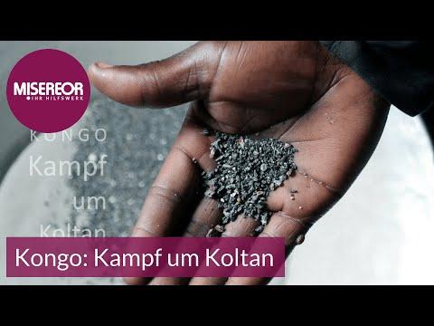 Kongo: Konfliktstoff Koltan