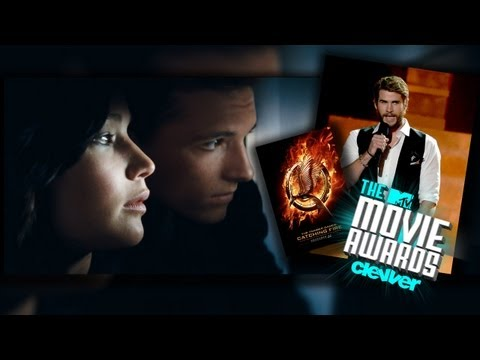 """Catching Fire"" Trailer Debut at 2013 MTV Movie Awards"