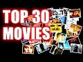 ASMR | My Top 30 Movies | Male Whispering