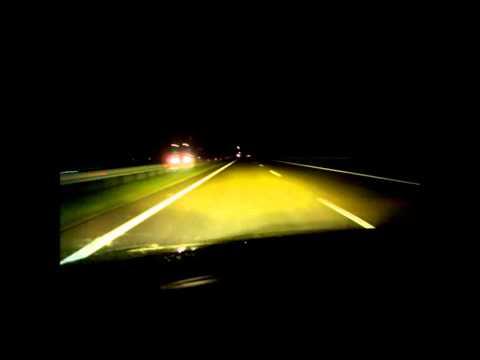свет ксеноновых фар по кельвинам