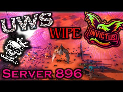 UWS & 99 Problems WIPE OFFICIAL SERVER 896 - INVICTUS SE SERVER