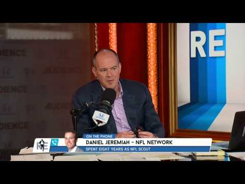 NFL Network Analyst Daniel Jeremiah on Jared Goff Starting Week 11 for The Rams - 11/15/16