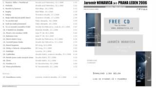 Jaromír Nohavica/Free CD/ 23 tracks / Pražská Pálená /legal folk CD