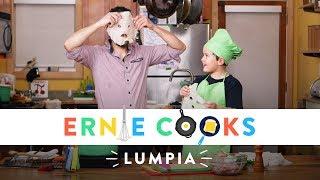 Ernie Cooks Lumpia Ernie Cooks HiHo Kids