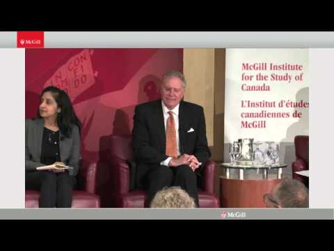 """Panel 2: Canada's Image, Brand and Reputation - """"Canada on the Global Stage"""""""