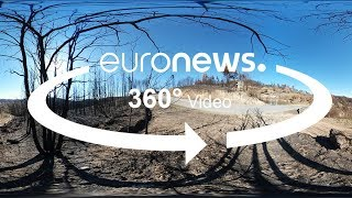 Portugal, in the line of fire (360 video)