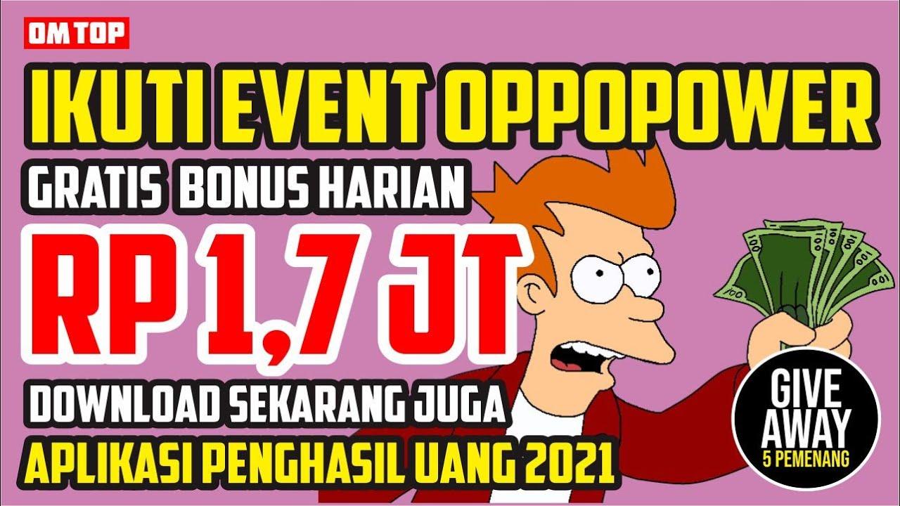APLIKASI PENGHASIL UANG 2021   CARA MENDAPATKAN UANG DARI ...
