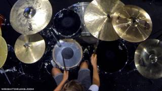 Wright Drum School - Bailey Ramsay - Set It Off - A Wolf In Sheep's Clothing - Drum Cover