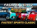 """Fagaloa vs 190z vs GT500 vs Turismo Classic """"Fastest Sports Classic"""" (GTAO SSA Super Sport Series)"""