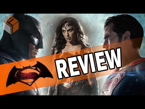 Batman V Superman Review [Spoilers]