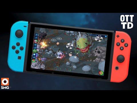 OTTTD on Nintendo Switch (ESRB) #nindies